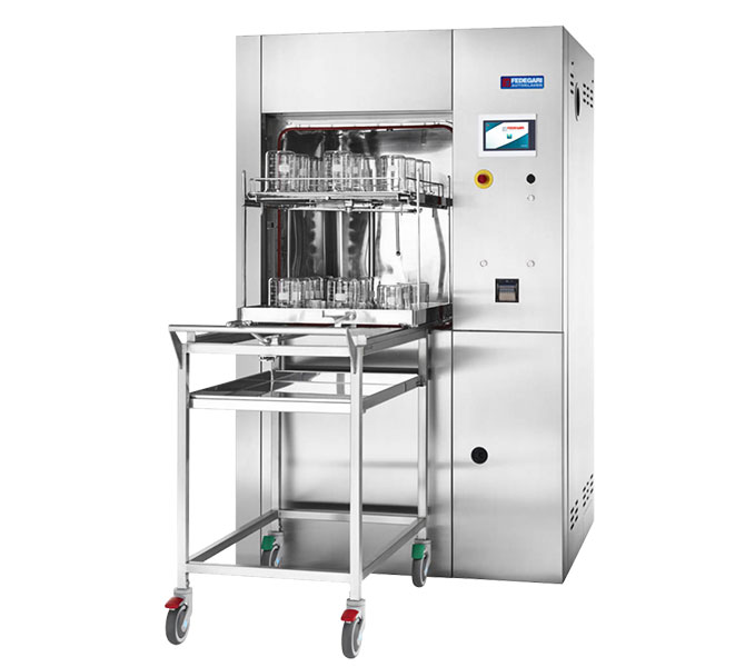 FGW – LAB GLASSWARE WASHER