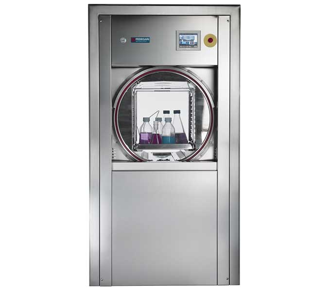 FOB4 – STAND-ALONE LAB STERILIZER