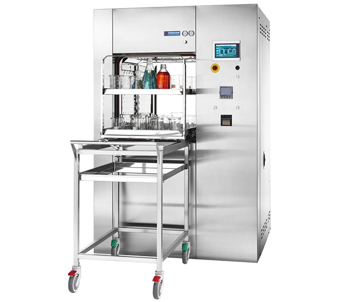 FOB5 – STAND-ALONE LAB STERILIZER