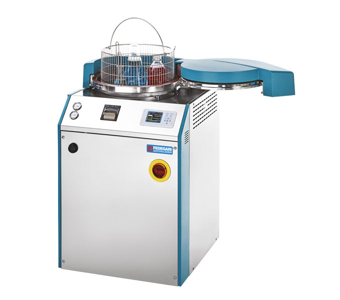 FVG – VERTICAL LAB STERILIZER