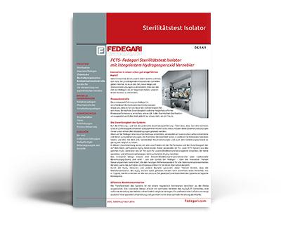 Sterilitätstest Isolator