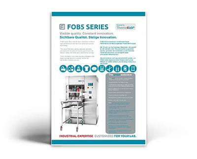 FOB5 Frestehender Laborautoklav