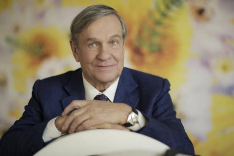 Valentino Mercati, Presidente e Fondatore Aboca