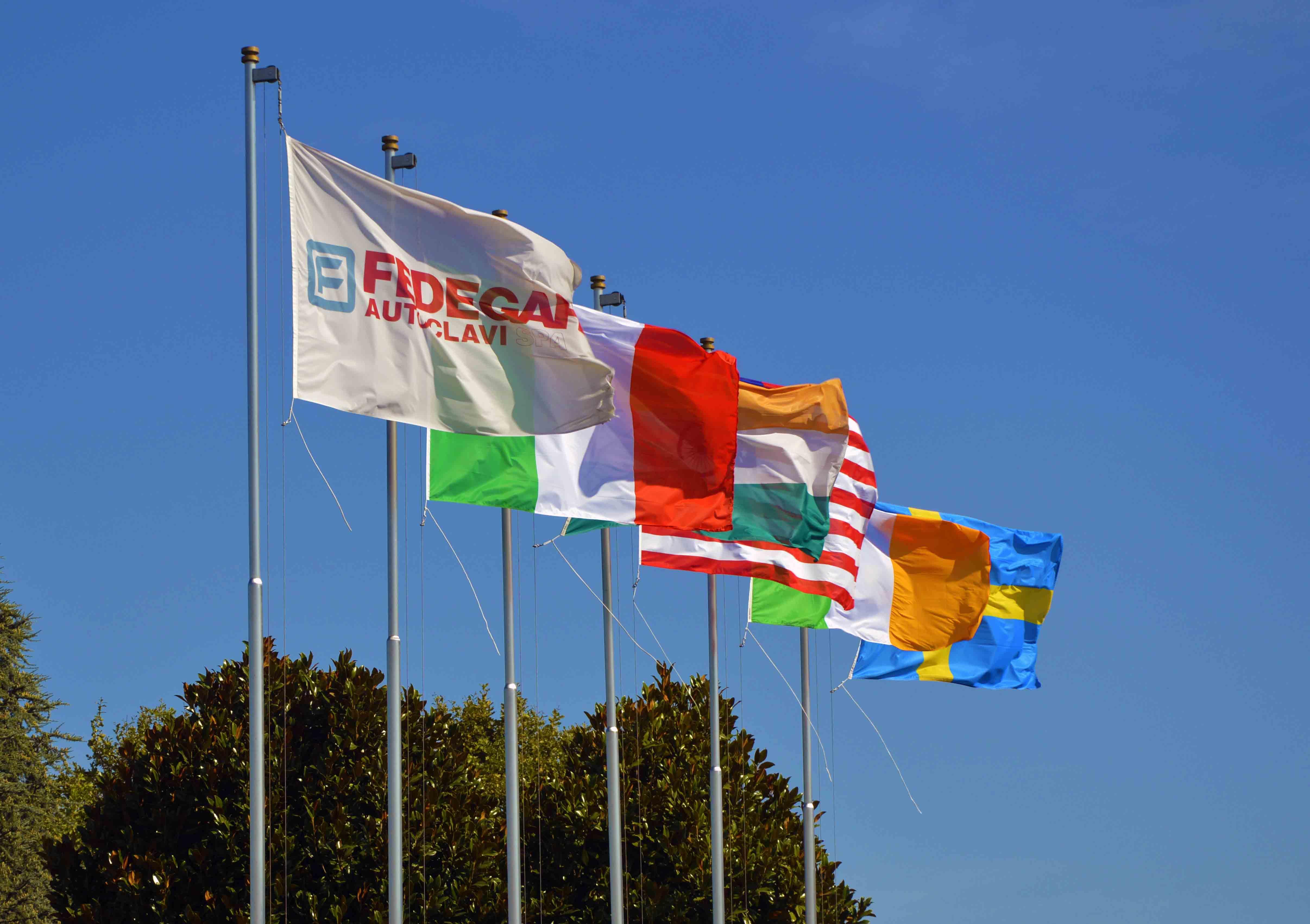 Ad Albuzzano, Fedegari ospita una media di 800 clienti provenienti da tutto il mondo